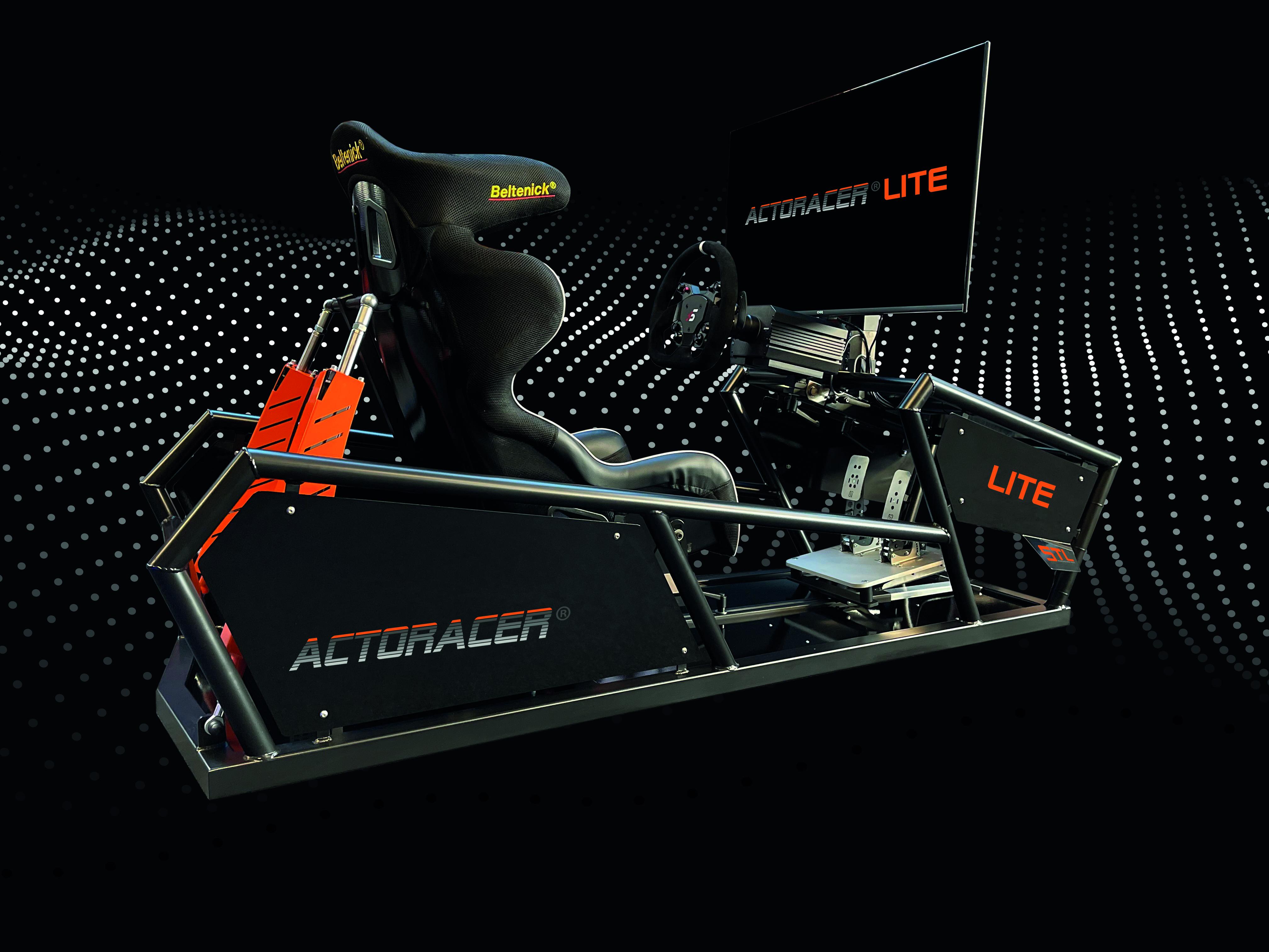 Actoracer Lite -Actoracer-Rennsimulator-Bonn